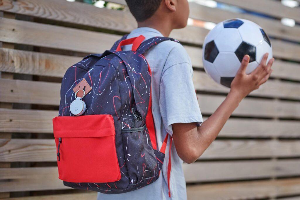Vodafone Curve Industrial Design for Child Backpack