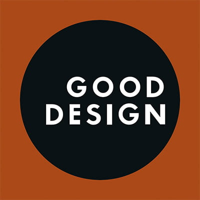 GOOD DESIGN award for Industrial Design